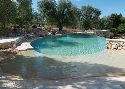 Pool design, project development,, planning application/permission and construction with project management, English speaking project manager Ostuni